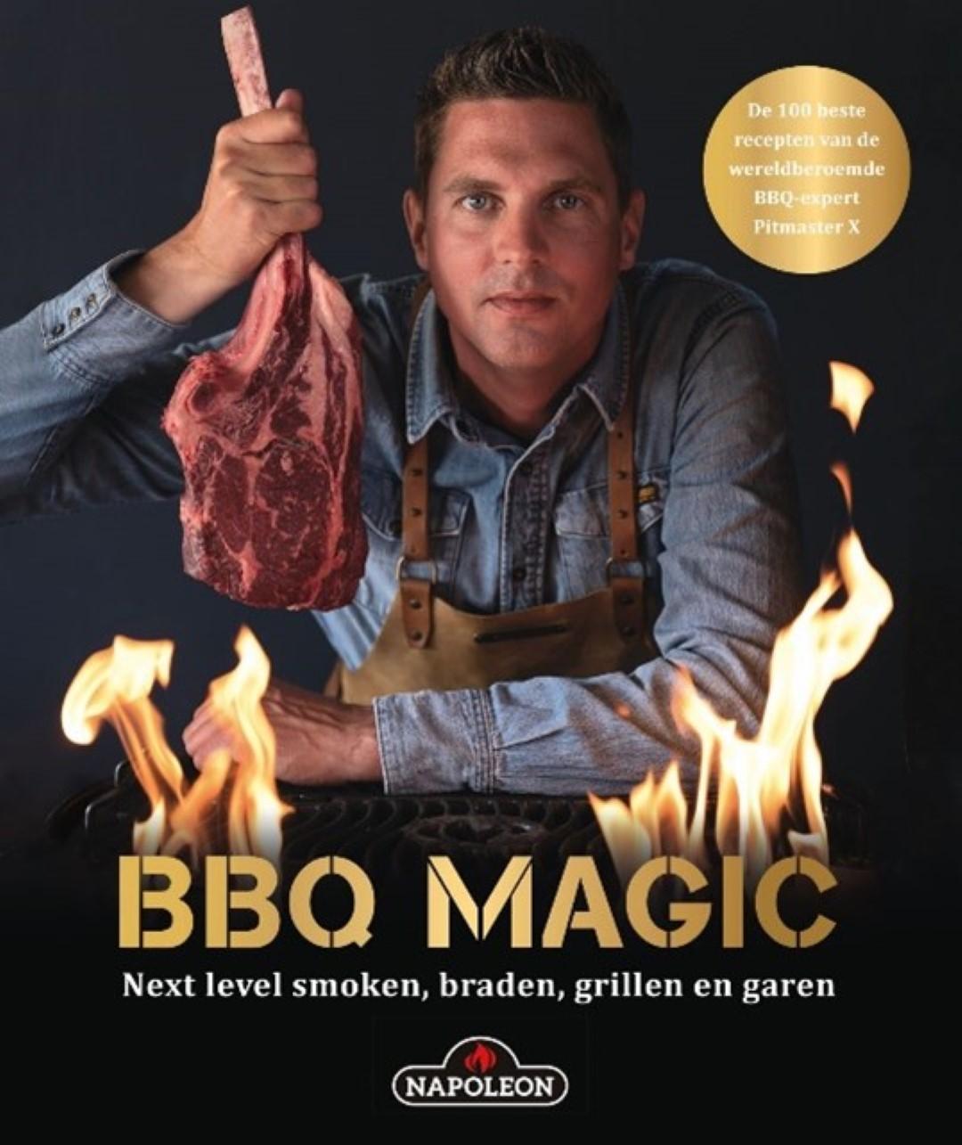Napoleon Grill kookboek BBQ magic
