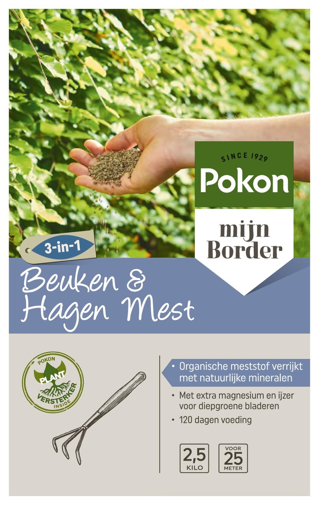 Beuken & Hagen Voeding 2,5 kg