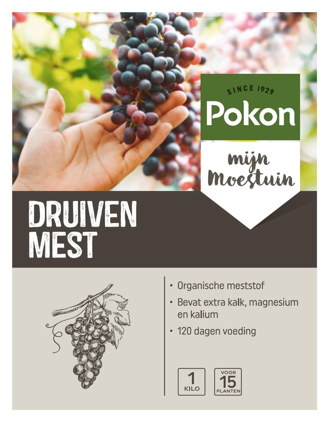 Druiven Voeding 1kg