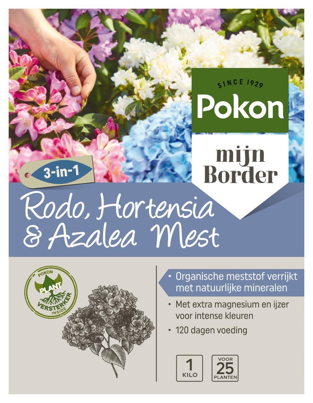 Hortensia Voeding 1kg