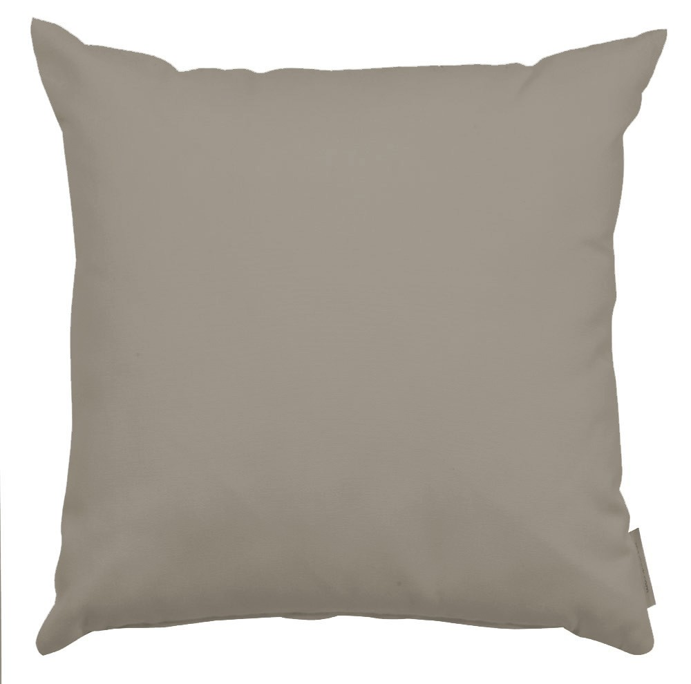 Decorative cushion 40x40 taupe